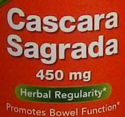 Натуральное мягкое слабительное средство, эффективное при запорах