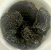 Вкусный сушеный органический чернослив без косточек
