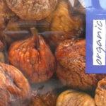 Вкусный органический сушеный инжир