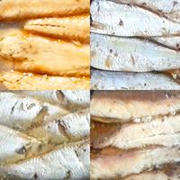 Консервы рыбные - сардины в собственном соку и в масле