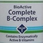 Био-активный полный комплекс витаминов группы B