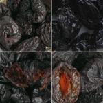 Натуральный сушеный чернослив без косточек и с косточками