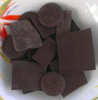 Самый лучший темный и горький шоколад